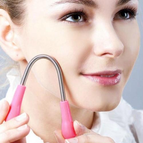 Face Facial Hair Spring Remover Stick