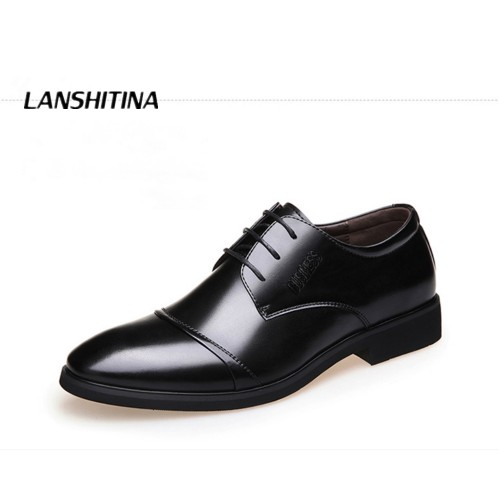 Men's Oxford Shoes New Fashion Soft Leather Shoes for Men
