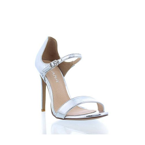Closure Open Toe High Heels