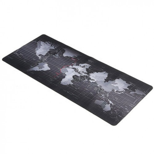 World Map Mouse Pad For Laptop Computer