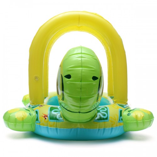 Baby Kids Tortoise Shape Inflatable Pool