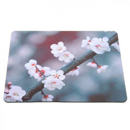 Cherry Blossoms Flowers Sakura Mouse Pad