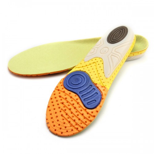Damping Orthotic Arch Support For Pronation