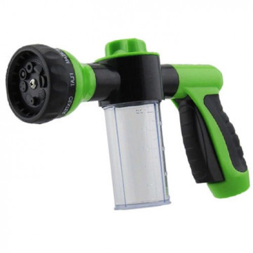 Adjustable Multifunction Foam Garden Watering Sprayer