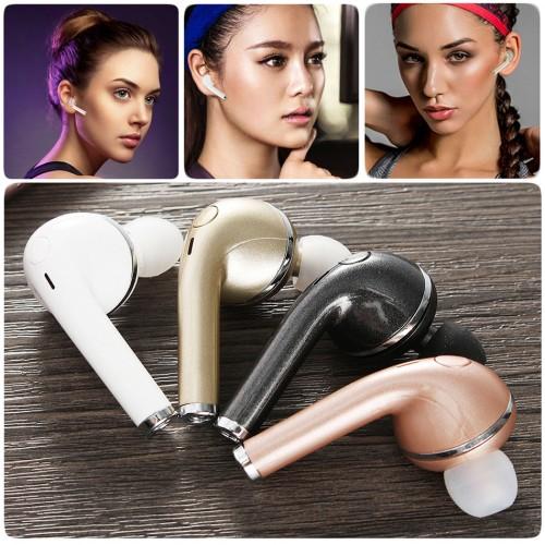 Bluetooth Wireless Headset Sport Stereo Earphone
