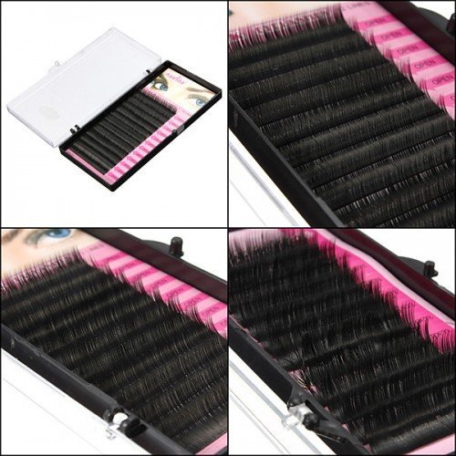 Thick Curl False Extension Eyelashes