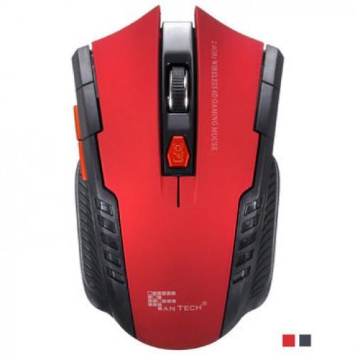FanTech USB Optical Wireless 2.4Ghz Scroll Mouse