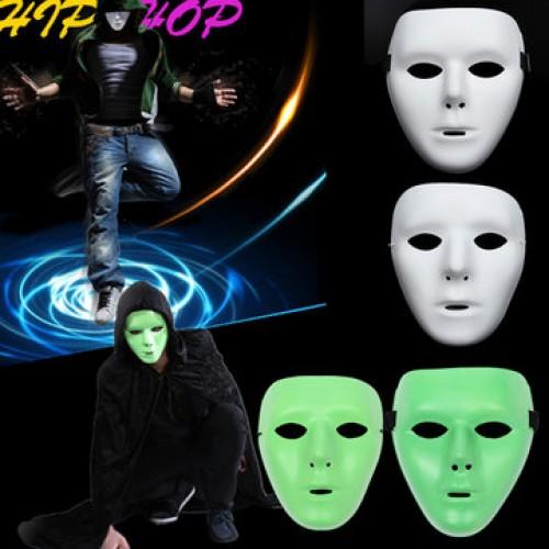 Jabbawockeez Mask Halloween Ghost