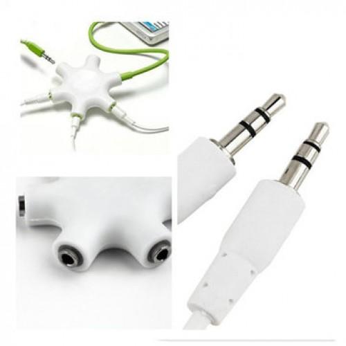 Headphone Splitter Cable 3.5mm Audio Splitter