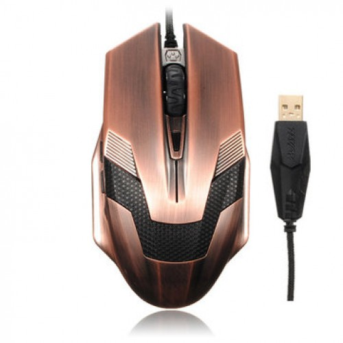 USB Wired Gaming Mouse 2000dpi LED