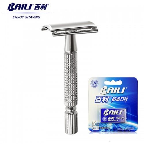 BAILI Classic Durable Men's Barber Manual