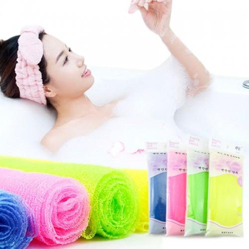 Exfoliating Nylon Bath Shower Body