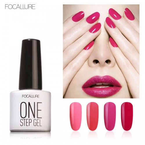 FOCALLURE Fashion One Step Nail Polish Gel