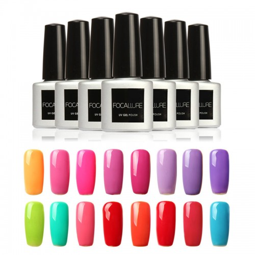 FOCALLURE Newest 7ML Gel Nail Polish