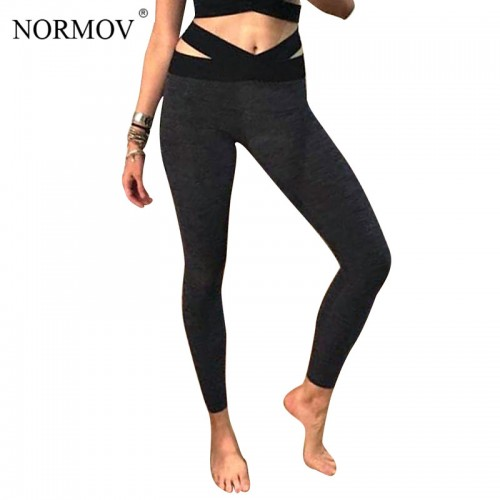 NORMOV Autumn Women Leggings
