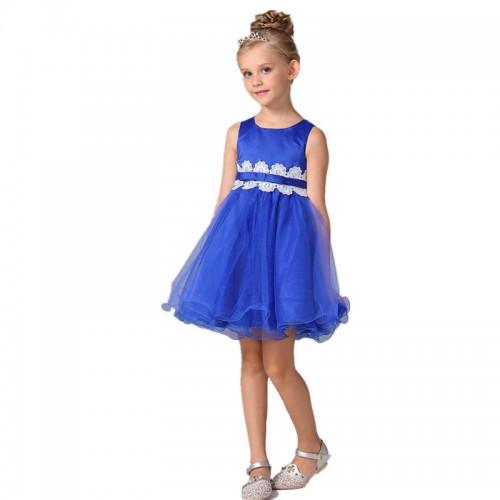Brand Baby Girls Dress Children Kids Casual Clothes