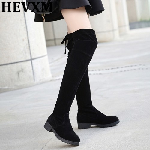 HEVMX Autumn Winter New Arrivals Women Shoes