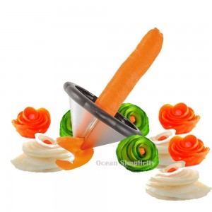 vegetable spiralizer slicer tool