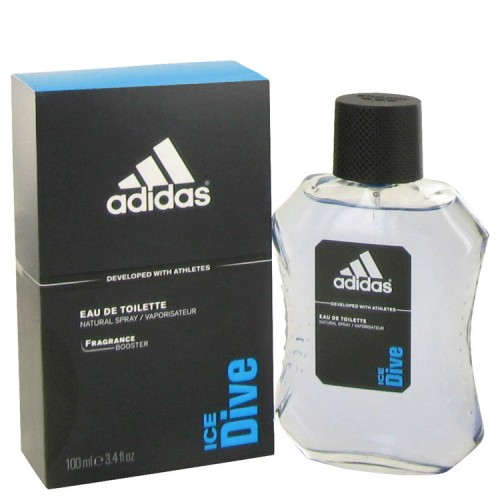 Adidas Ice Dive Cologne 3.4 oz Eau De Toilette Spray